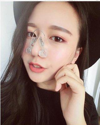 隆鼻神器3d美鼻器高鼻梁增高器睡眠鼻夾矯正鼻型鼻頭山根美鼻夾貼