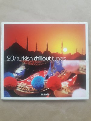 El Pais-20 Turkish Chillout Tunes(Maroon Shaker, Chill Out)