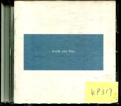 *真音樂* 酒井法子 / WORK OUT FINE 二手 K9317 (下標賣3)