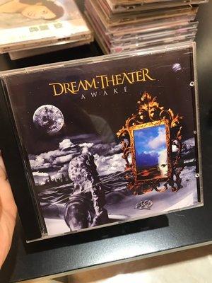 DREAM THEATER AWAKE 夢劇場 搖滾 金屬  CD 光碟 保存好 光碟無刮痕 經典