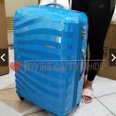 MyBeautyShop ≫ 新秀麗 AT美國旅行者 Coastline系列 28吋亮面硬殼行李箱TSA鎖I20 兩色 新北市