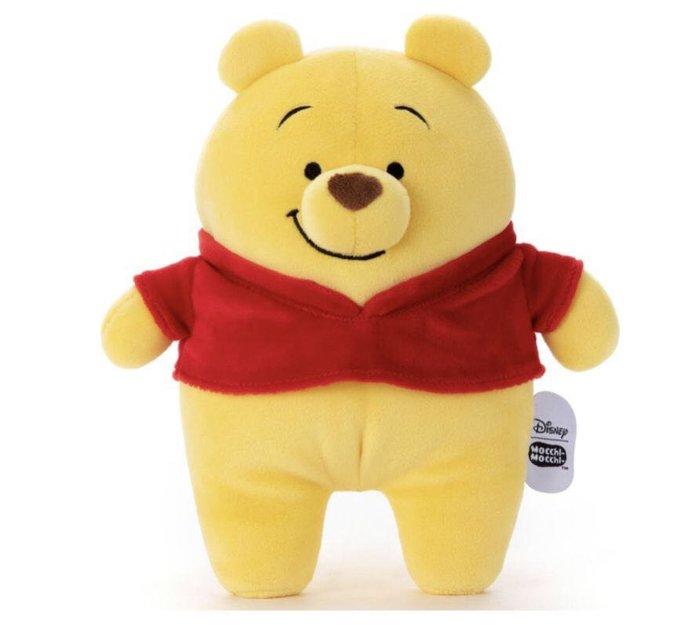 維尼小熊絨毛娃娃