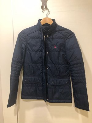 英國 jack wills Chelsea jacket (品質不下Barbour)