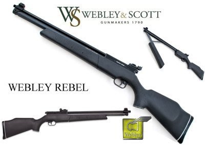 Speed千速(^_^)WEBLEY REBEL 英國 ( 派克 ) 5.5