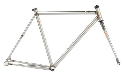 【cavalli shop】CINELLI Mash Work fixedgear 鋼管車 車架