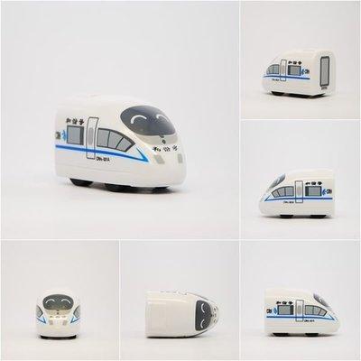 TRAIL 鐵支路 Q版 迴力車 和諧號CRH3 QV024