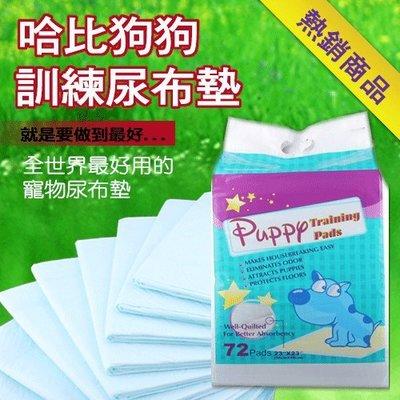【哈比狗狗訓練尿布墊】2包裝!超吸水狗尿布;除臭抗菌不加Ag+ PETTIO沛德奧;IBIYAYA 依比呀呀使用剛剛好!