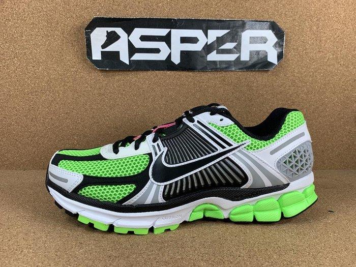 【Asper】網拍限定Nike Zoom Vomero 5 SE SP 白黑 螢光綠 男鞋 CI1694-300