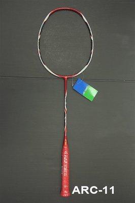 (台同運動活力館) YONEX (YY) Arcsaber 11 【ARC-11】弓箭11 羽球拍【攻防拍】