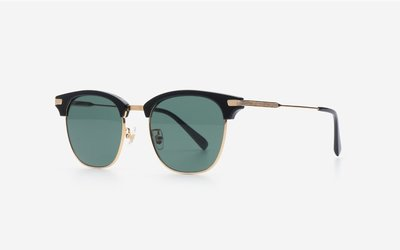 LASH 韓國品牌 眉框墨鏡 太陽眼鏡 BLUEMOON BKG16 河正宇著用