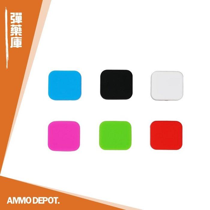 【AMMO彈藥庫】 GOPRO HERO7 HERO6 HERO5 主機 鏡頭蓋  保護蓋 DF-S05