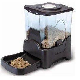 自動餵食器大容量自動寵物餵食器-PF-10-現貨