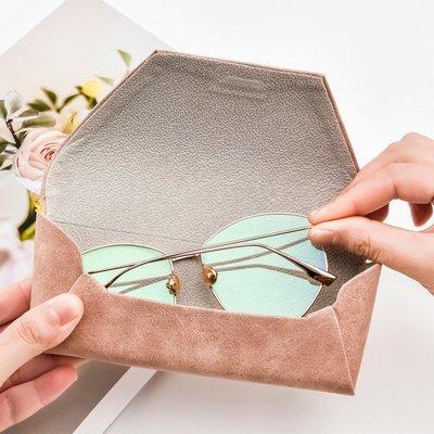 凱凱百貨眼鏡盒ins少女心便攜防壓簡約復古文藝太陽眼睛收納盒原宿墨鏡盒#眼鏡盒#熱銷