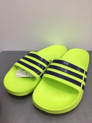 【PH運動廣場】B23231 ADIDAS 運動 拖鞋 防水 Duramo Slide男女款 #1241 宜蘭縣