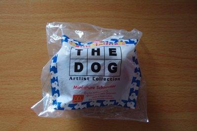 2003 麥當勞 The Dog Miniature Schnauzer  全新