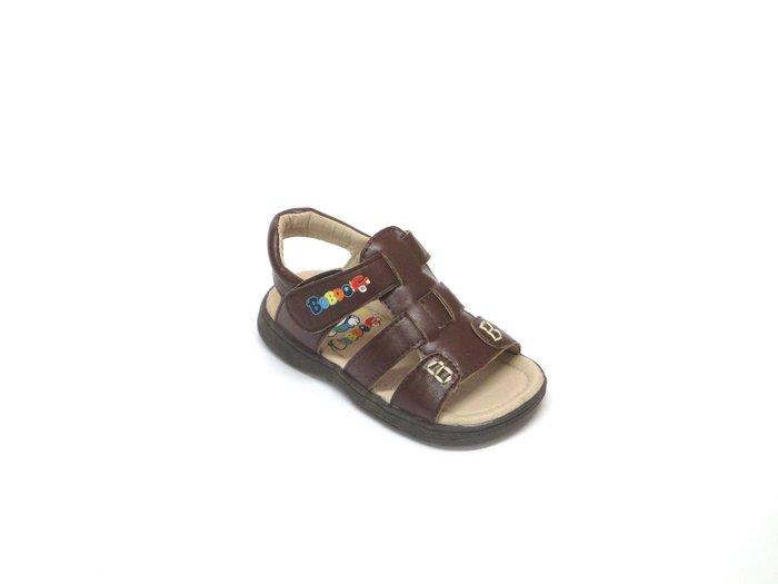 【J19-07】☆.╮莎拉公主❤帥氣兒童涼鞋/男童涼鞋/男童鞋兒童沙灘鞋涼鞋14~16CM