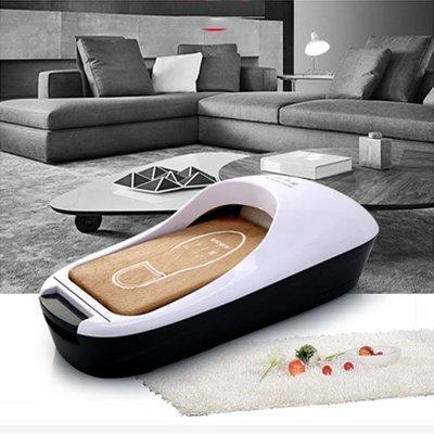 5Cgo【批發】含稅 526073180435智能鞋套機全自動一次性家用辦公用鞋膜機腳套機自動鞋套商用鞋套機-含1捲鞋膜