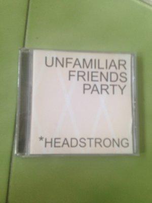 (標即結)Unfamiliar Friends Party不熟的朋友派對-Headstrong頭好壯壯