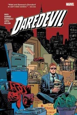 《代訂中》[美版書籍]Daredevil by Mark Waid & Chris Sam(9781302908980)