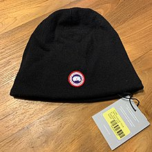 Canada Goose Wool Toque 冷帽 100% New and Real