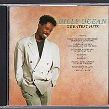 Billy Ocean - Greatest Hits 80歐舞日版(加歌) b25 Licence To Chill