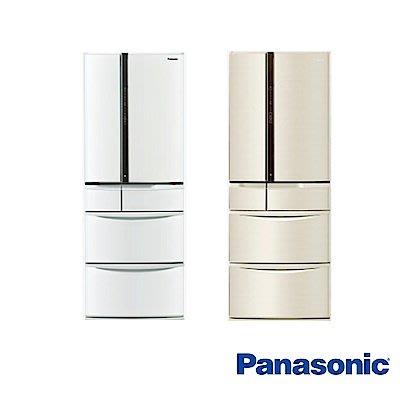 【免卡分期可分24期】Panasonic國際牌 501L 1級變頻6門電冰箱 NR-F504VT 日本製 全新商品
