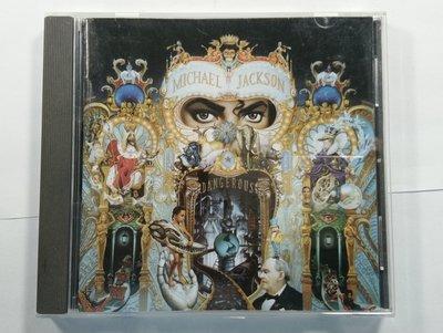 CD/BE/ MJ05/ MICHAEL JACKSON 麥可傑克森 /DANGEROUS/非錄音帶卡帶非黑膠