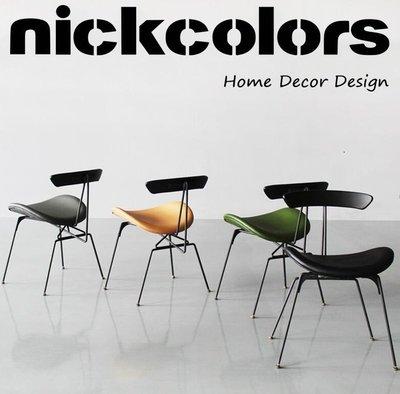 尼克卡樂斯~設計款馬蟻餐椅~四色挑選 ...