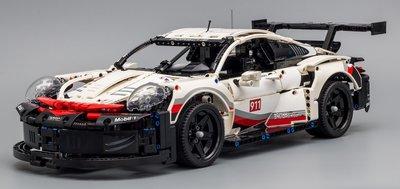 現貨 LEGO 樂高 42096 Technic 科技系列 Porsche 911 RSR 全新未拆 公司貨