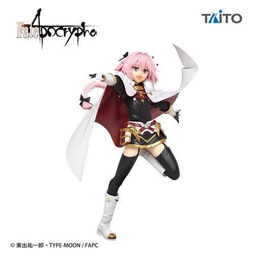 新奇玩具☆現貨 日版 景品 TAITO Fate AP 黑之Rider 阿斯托爾福 第2彈
