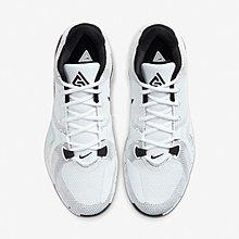 【RTG】NIKE ZOOM FREAK 1 EP 白黑 籃球鞋 熊貓 倒勾 潑墨 低筒 男鞋 BQ5423-101