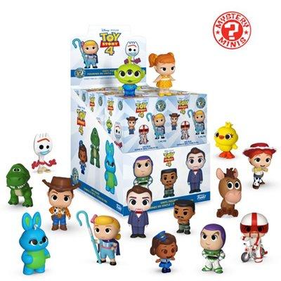 [Paradise] Mystery minis Toy Story 4 玩具總動員4 神秘盒玩 - 隨機單抽