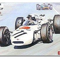 1:24 Hasegawa Honda F1 RA272E 1965 United States Grand Prix/Tamiya/Fujimi/Revell