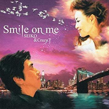 日版全新未拆 --- 松田聖子 & 石橋貴明 ~ Smile On Me