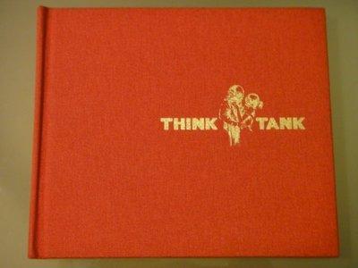Blur 布勒合唱團 -- Think Tank 思想坦克限量精裝版 (絕版)