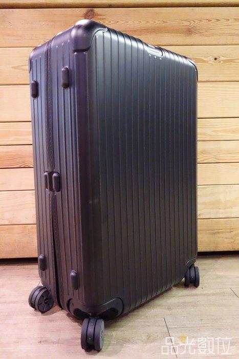 【品光數位】RIMOWA 811.73.32.5 salsa E-Tag 30吋小型行李箱 #102795