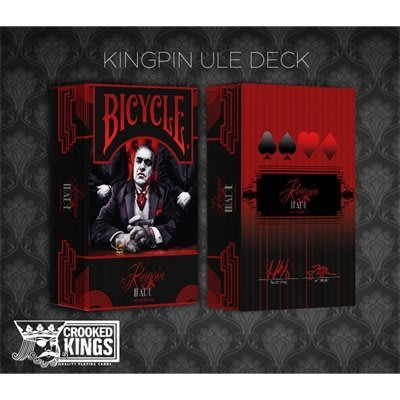 【USPCC撲克】Made ULE-1 KING PIN Playing Cards