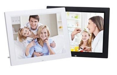 新款14寸/吋正屏數位相框 增強高清版 高清電源 全格式支援 電子相框 相冊 喇叭鬧鐘 日曆 送禮佳品