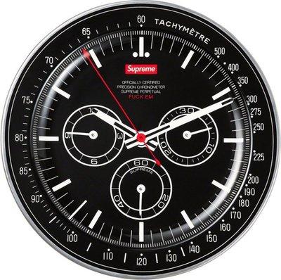 【日貨代購CITY】2020AW Supreme Watch Plate 時鐘造型 盤子 開季商品 時鐘 現貨