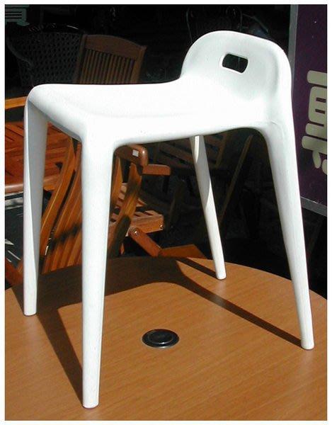 [ 親愛的^^ 椅子王 ]----馬椅  《PP製造》