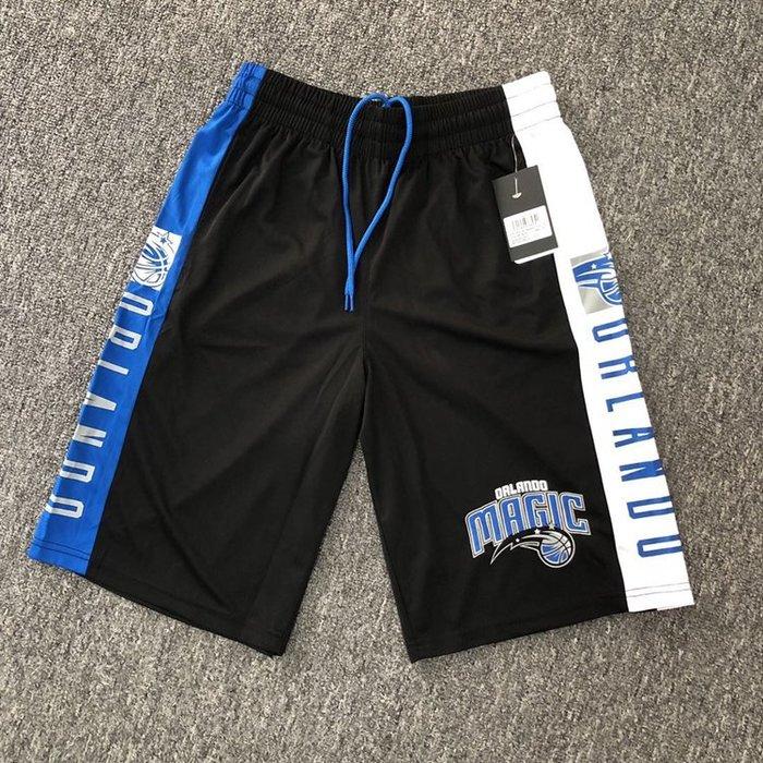 NBA籃球短褲 奧蘭多魔術隊 Aaron Gordon  口袋版 運動籃球褲 正版