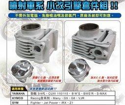 勁輪車業 TD汽缸組fighter/jetpower/IRX/Z1(免改噴油嘴/電腦/有效提生動力)