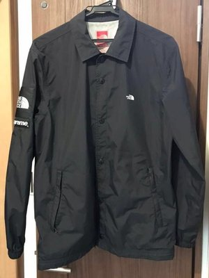 至尊15ss  Supreme North Face Coach Jacket  聯名教練夾克