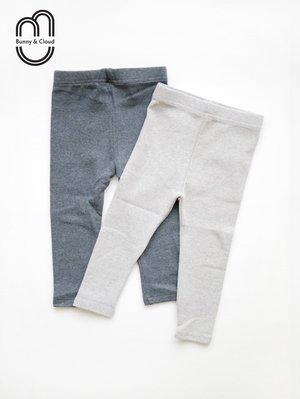 素色保暖貼身內搭褲 男女款 內搭褲 Bunny  Cloud