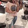 美國正品代購 COACH 最新款女生小飛象卡通印花 側背包/單肩包 附購證 女包 斜挎包