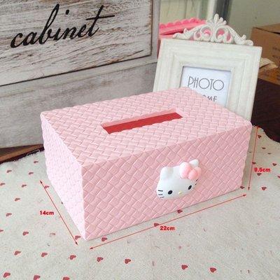 Hello Kitty 紙巾盒