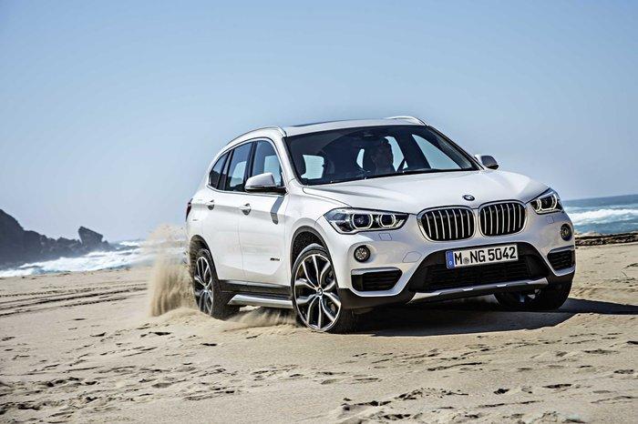 【樂駒】BMW F48 X1 代號511 19吋 輪圈 輪框 改裝 套件 原廠 精品