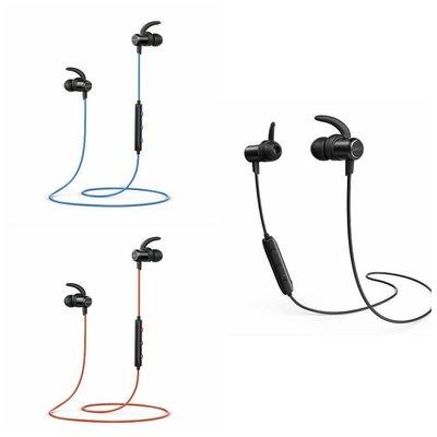 日本代購 Anker SoundBuds Slim 磁扣式 運動 IPX4防水  藍牙耳機 運動耳機 可通話 預購