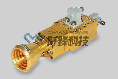 【阡鋒科技 專業二手儀器】ATK 錐形喇叭天線 horn antenna 23.5-43.5GHz 2.4mm Type