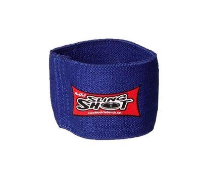Slingshot 超級訓練 上肢 肘部 壓力圈 壓縮套 藍色 健身 重量訓練 11 inch